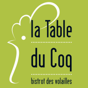 Table du Coq - ricordeau